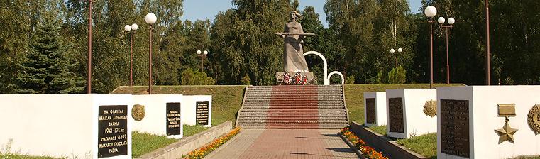 Мемориальный комплекс Воинская Слава